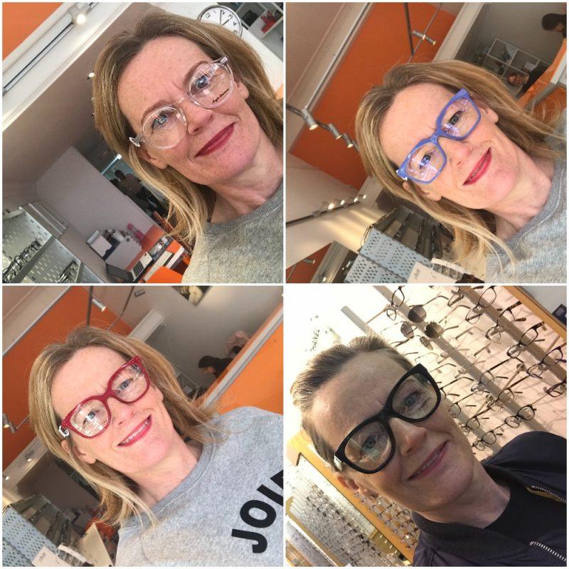 Choosing the perfect glasses