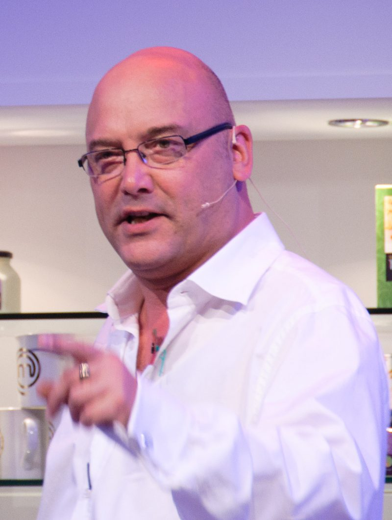 Greg Wallace speaking
