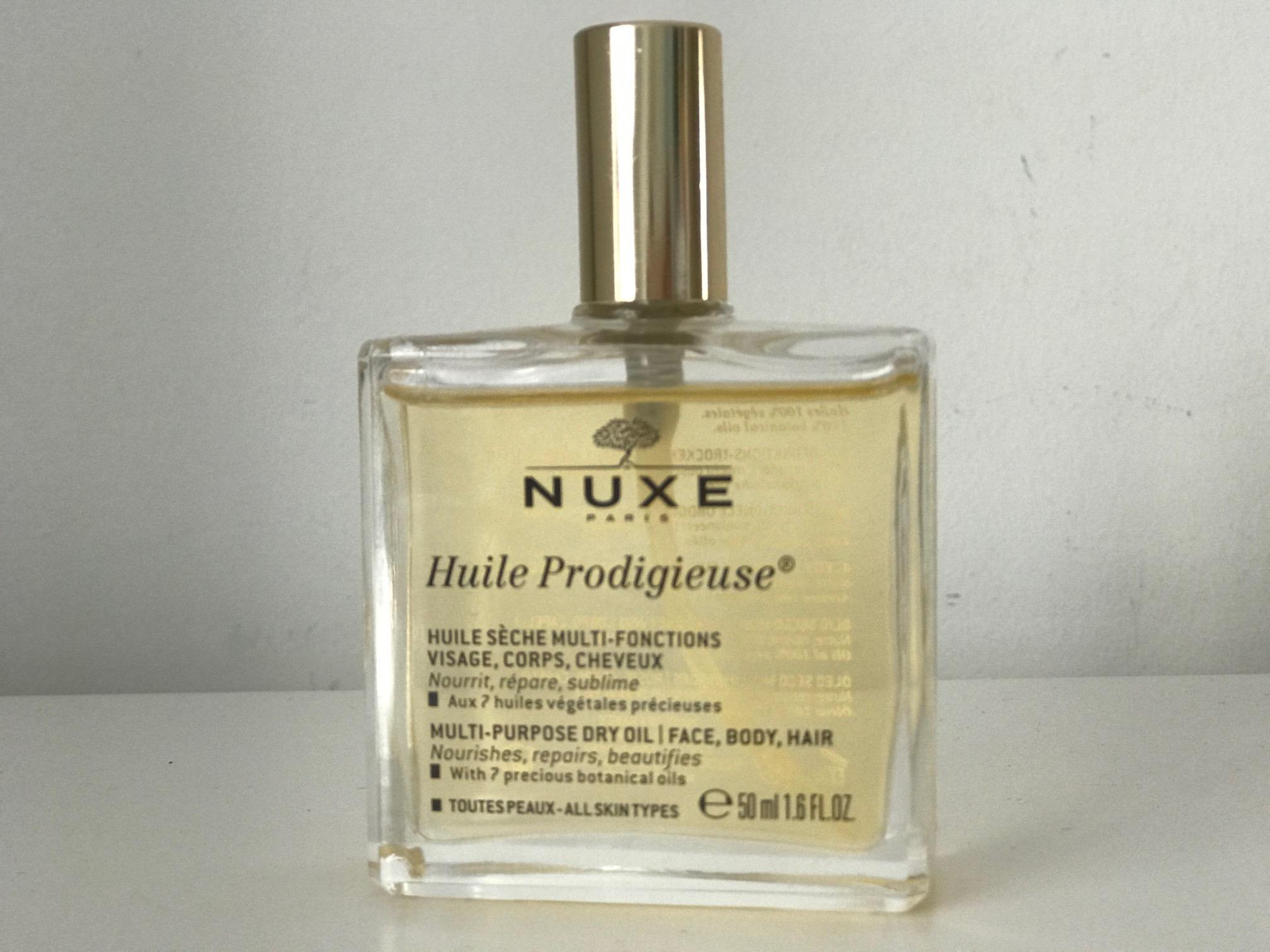 NUXE Multi-Purpose Oil - 1 of 8 Lockdown Must-Haves