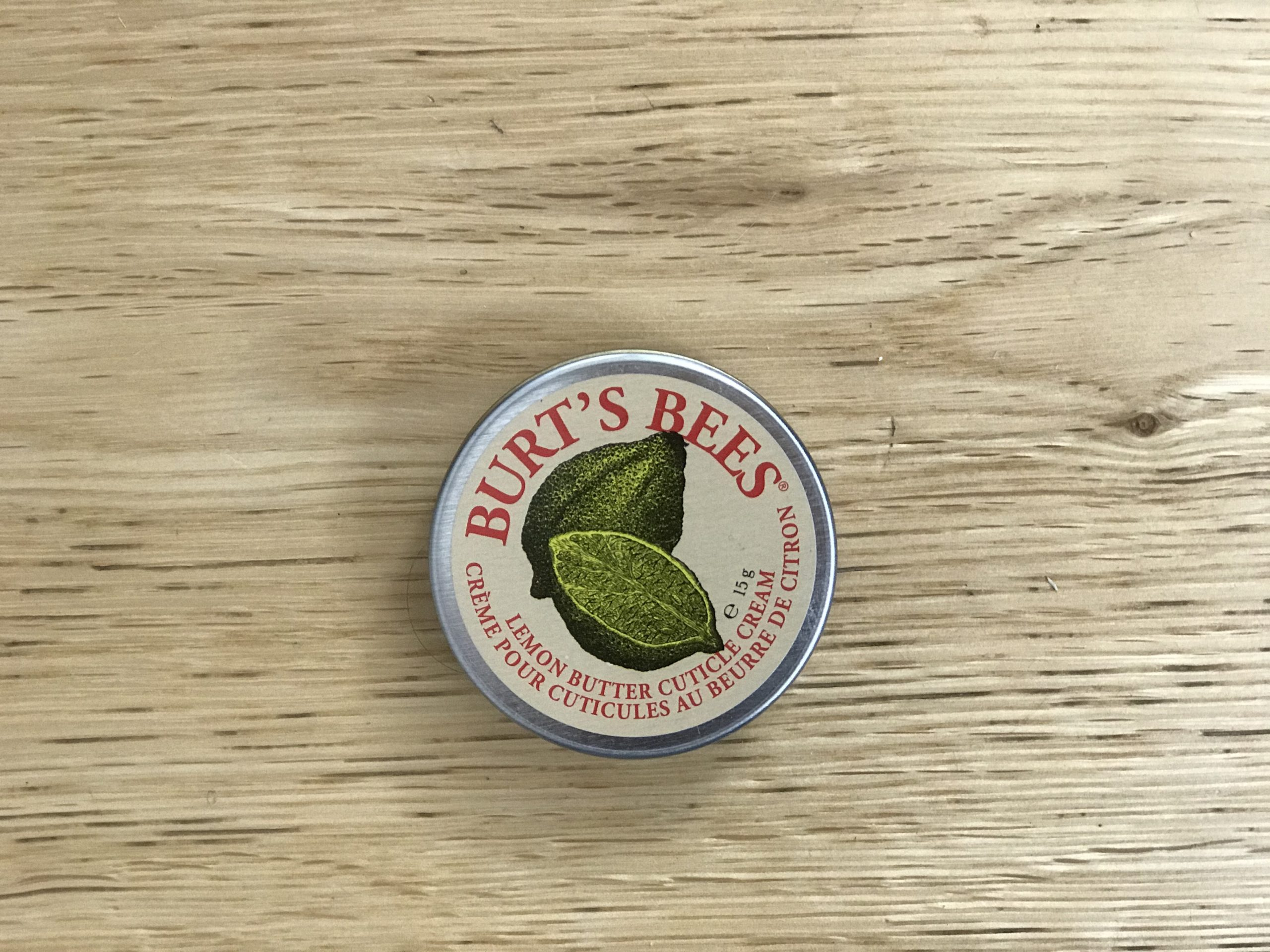 Burt's Bees Cuticle Cream - 1 of 8 Lockdown Must-Haves
